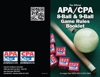 APACPA 8-Ball  9-Ball Game Rules Booklet