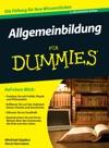 Allgemeinbildung Fr Dummies