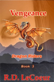 VENGEANCE BOOK3- DRAGON RIDERS