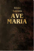 Bíblia Sagrada Ave-Maria Book Cover