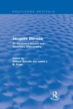 Jacques Derrida (Routledge Revivals)