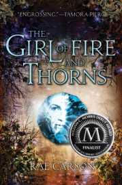The Girl of Fire and Thorns book