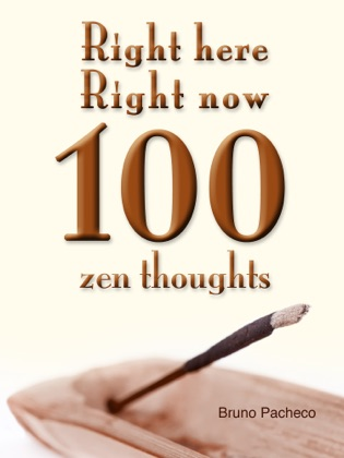 Right Here Right Now 100 zen thoughts image