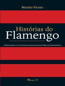 Histórias do Flamengo Book Cover