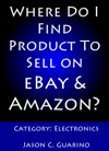 Where Do I Find Product To Sell On EBay  Amazon Category Electronics