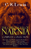 THE CHRONICLES OF NARNIA – Complete Collection: The Lion, the Witch and the Wardrobe + Prince Caspian + The Voyage of the Dawn Treader + The Silver Chair + The Horse and His Boy + The The Last Battle…