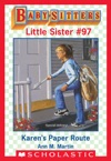 Karens Paper Route Baby-Sitters Little Sister 97