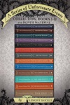 A Series Of Unfortunate Events Collection Books 1-13 With Bonus Material