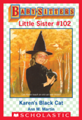 Karen's Black Cat (Baby-Sitters Little Sister #102)