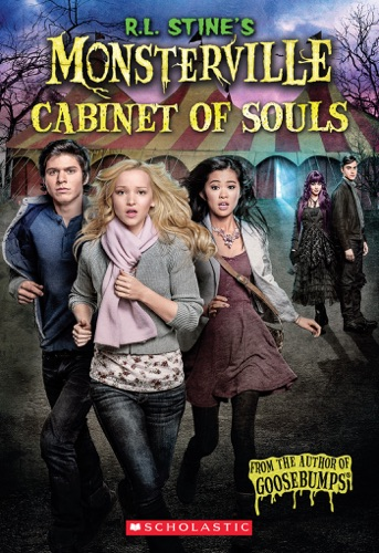 Jo Ann Ferguson - The Cabinet of Souls (R.L. Stine's Monsterville #1)