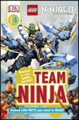 DK Readers L4: LEGO NINJAGO: Team Ninja
