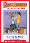 Karens Big Move Baby-Sitters Little Sister 96