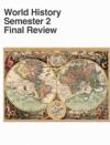 Semester 2                    Final Review