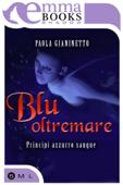 Blu oltremare (Principi azzurro sangue #3.5) Book Cover