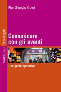 Comunicare con gli eventi Copertina del libro