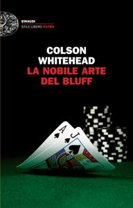 La nobile arte del bluff Copertina del libro