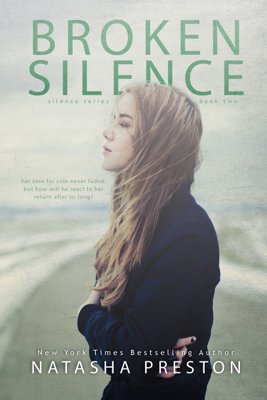 Natasha Preston - Broken Silence book