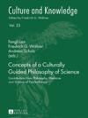 Concepts Of A Culturally Guided Philosophy Of Science