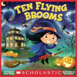 Ten Flying Brooms - Ilanit Oliver