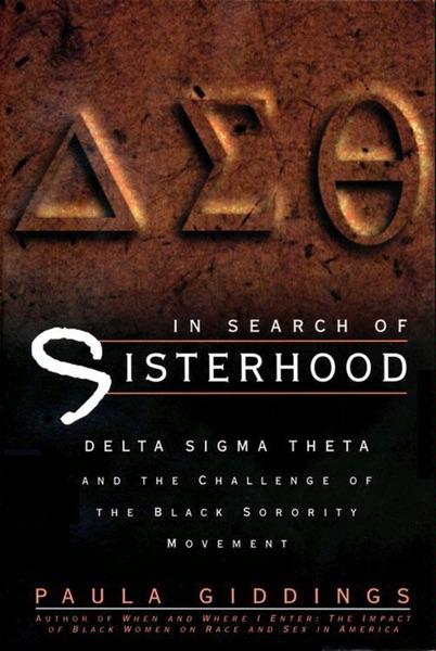 In Search of Sisterhood - Paula J. Giddings book cover