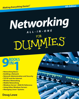 Networking All-in-One For Dummies - Doug Lowe book