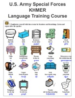 U.S. Army Special Forces KHMER Language Training Course