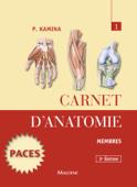 Carnet d'anatomie Tome 1