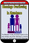 Blessings Overflowing In Abundance Text Messages From Jesus Book 60