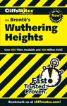 CliffsNotes On Brontes Wuthering Heights