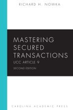 Mastering Secured Transactions, Second Edition