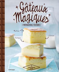 Gâteaux magiques La couverture du livre martien