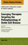 Emerging Therapies Targeting The Pathophysiology Of Sickle Cell Disease