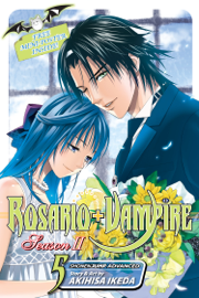 Rosario+Vampire: Season II, Vol. 5