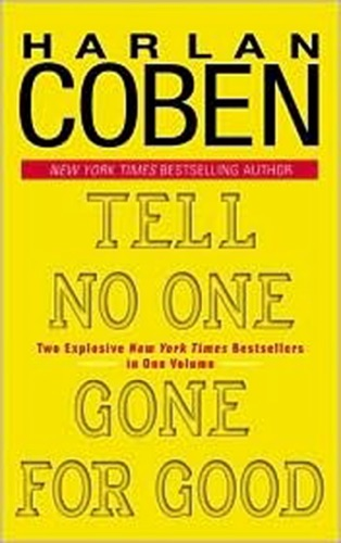 Harlan Coben - Tell No One/Gone for Good