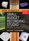 How To Build A Small Budget Recording Studio From Scratch 4E