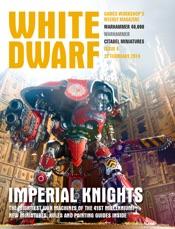 Download White Dwarf Issue 4: 22 Feb 2014