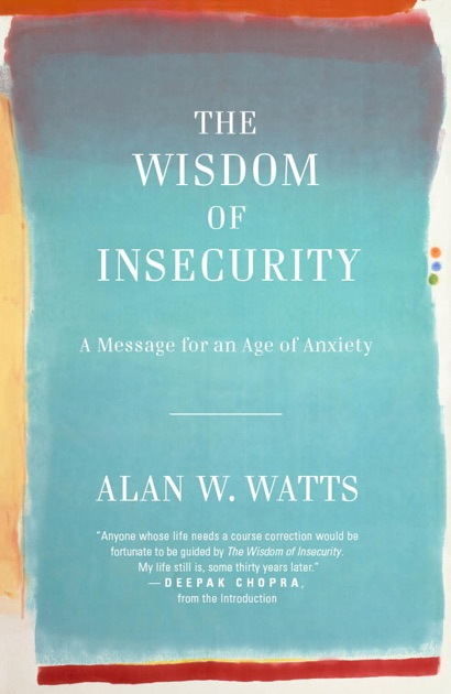 alan watts the wisdom of insecurity pdf download