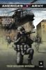 M. Zachary Sherman, Scott R. Brooks, J Brown & Marshall Dillion - America's Army #6 - The Coming Storm  artwork