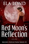 Red Moons Reflection