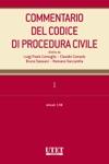 Commentario Del Codice Di Procedura Civile I - Artt 1-98