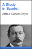 Arthur Conan Doyle - A Study in Scarlet artwork