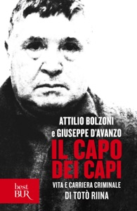 Il capo dei capi Book Cover