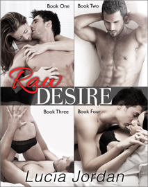 Raw Desire - Complete Collection book