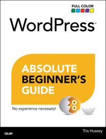 WordPress Absolute Beginner's Guide