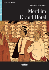 Mord im Grand Hotel Libro Cover