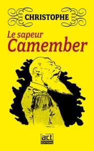 Le sapeur Camember La couverture du livre martien