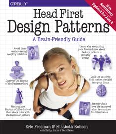 Head First Design Patterns book