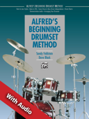 Alfred's Beginning Drumset Method with Audio