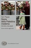 Storia della Palestina moderna Book Cover