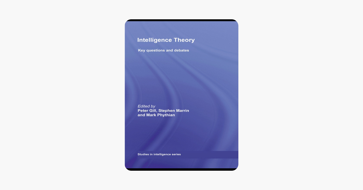 Thinking about Intelligence Within, Without, and Beyond the State